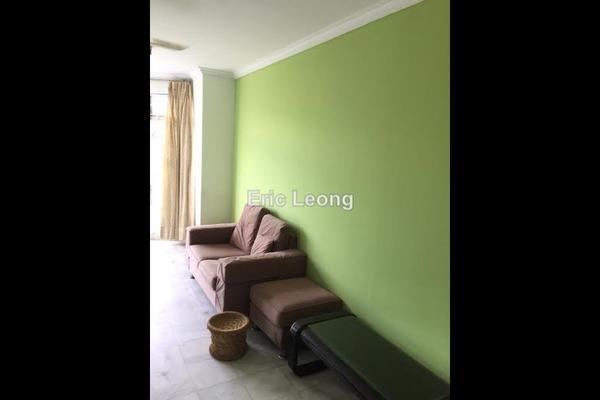 For Rent Condominium at Endah Regal, Sri Petaling Leasehold Fully Furnished 3R/2B 1.7千