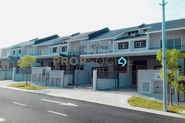 For Rent Terrace at Laman View, Cyberjaya Freehold Unfurnished 4R/2B 2k