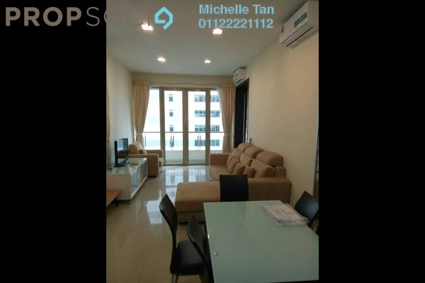 For Rent Condominium at Marc Service Residence, KLCC Freehold Fully Furnished 2R/2B 4.2k