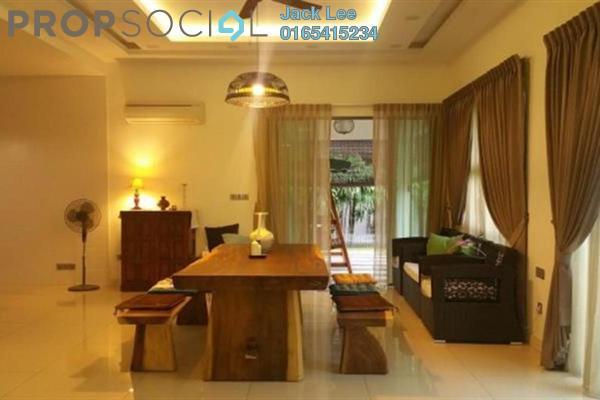For Rent Semi-Detached at East Ledang, Iskandar Puteri (Nusajaya) Freehold Fully Furnished 5R/5B 6.5k