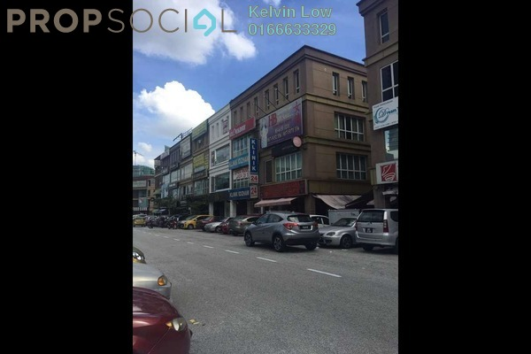 For Rent Office at The Strand, Kota Damansara Freehold Unfurnished 0R/2B 6k