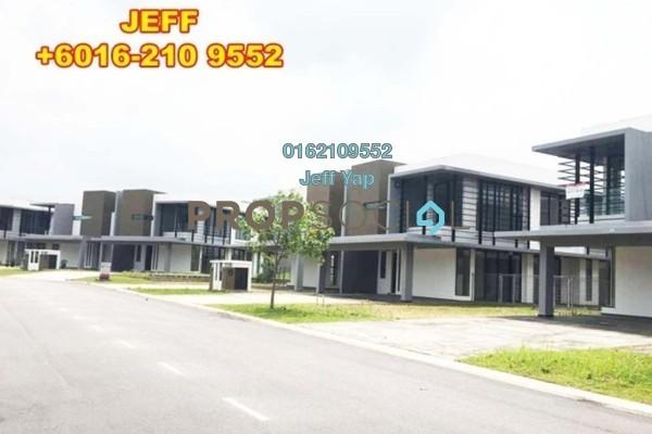 For Sale Semi-Detached at East Ledang, Iskandar Puteri (Nusajaya) Freehold Unfurnished 5R/5B 1.71m
