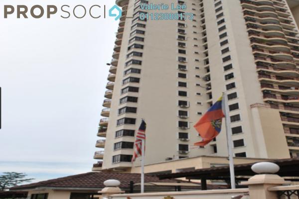 For Sale Condominium at Abadi Villa, Taman Desa Leasehold Semi Furnished 3R/2B 570k