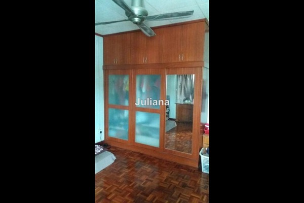 For Rent Terrace at Section 6, Kota Damansara Leasehold Semi Furnished 4R/3B 2k