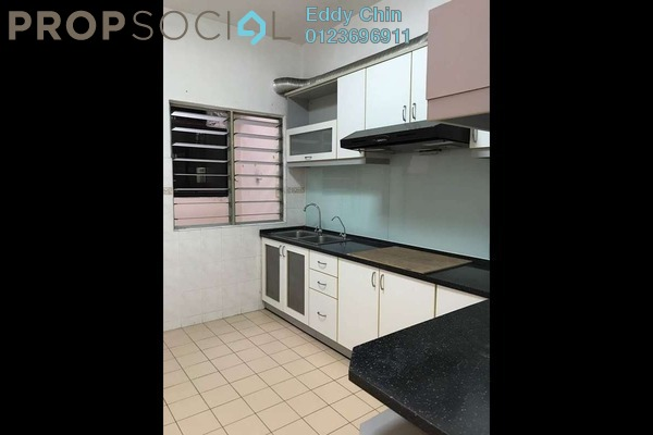 For Sale Apartment at Sri Bayu Apartment, Bandar Puchong Jaya Freehold Semi Furnished 3R/2B 442k