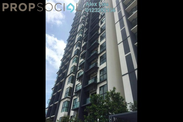 For Rent Condominium at Residency V, Old Klang Road Freehold Semi Furnished 3R/2B 2.1k