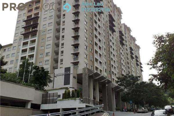 For Rent Condominium at Perdana View, Damansara Perdana Freehold Fully Furnished 3R/2B 1.7k