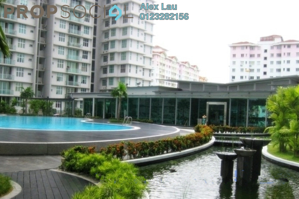 For Rent Condominium at USJ One Avenue, UEP Subang Jaya Freehold Fully Furnished 4R/3B 2.5k