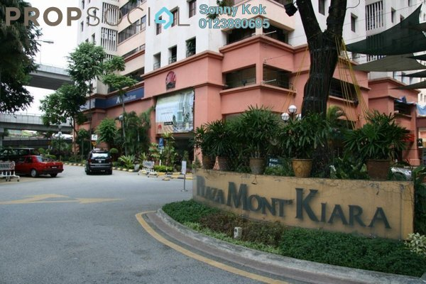 For Rent Office at Plaza Mont Kiara, Mont Kiara Freehold Fully Furnished 0R/0B 980translationmissing:en.pricing.unit