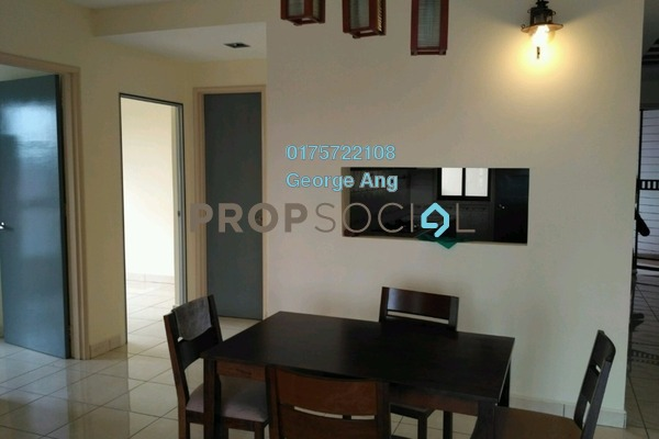 For Rent Condominium at Casa Indah 1, Tropicana Freehold Fully Furnished 3R/2B 2.1k