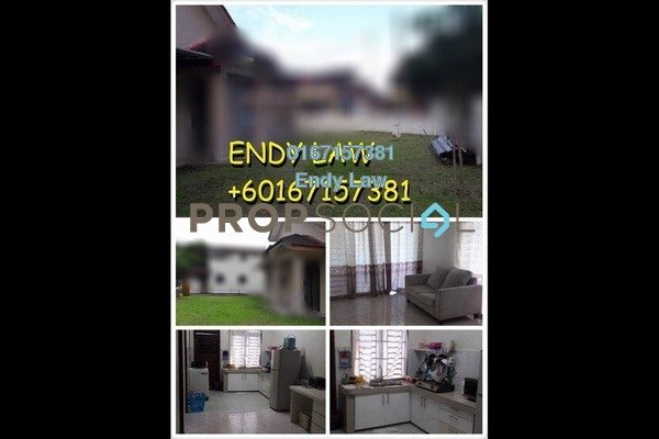 For Sale Terrace at BigWheel Industrial Park, Kota Kinabalu Freehold Semi Furnished 3R/2B 580k