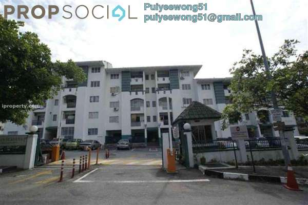 For Rent Apartment at D'Tinggian Suasana, Bandar Tun Hussein Onn Freehold Unfurnished 3R/2B 1.2k