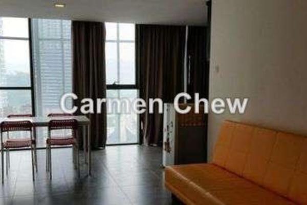 For Sale Serviced Residence at Empire Damansara, Damansara Perdana Leasehold Fully Furnished 0R/1B 385k