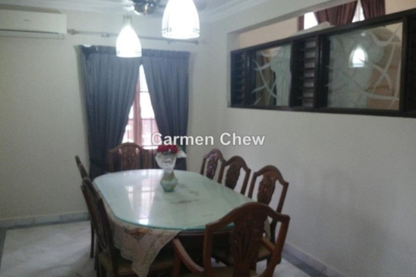 For Sale Townhouse at Ampang 971, Ampang Hilir Freehold Semi Furnished 3R/3B 900k