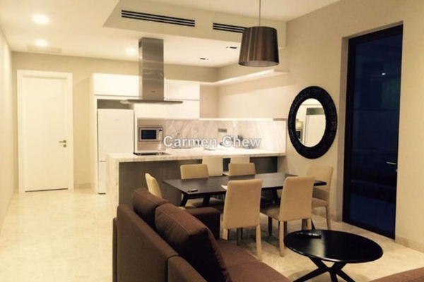For Rent Condominium at Icon Residence, Dutamas Freehold Fully Furnished 2R/1B 3.8k