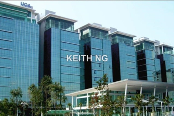 For Rent Office at The Horizon, Bangsar South Leasehold Semi Furnished 1R/1B 39.4千