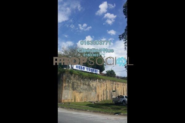 For Sale Terrace at Taman Nusa Subang, Subang Leasehold Semi Furnished 4R/3B 650k