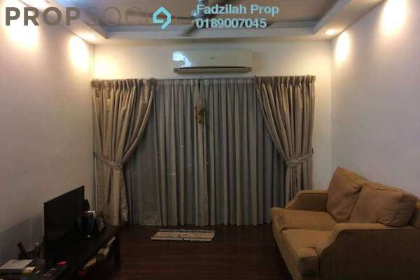 For Rent Condominium at Changkat View, Dutamas Freehold Semi Furnished 3R/2B 2.2k