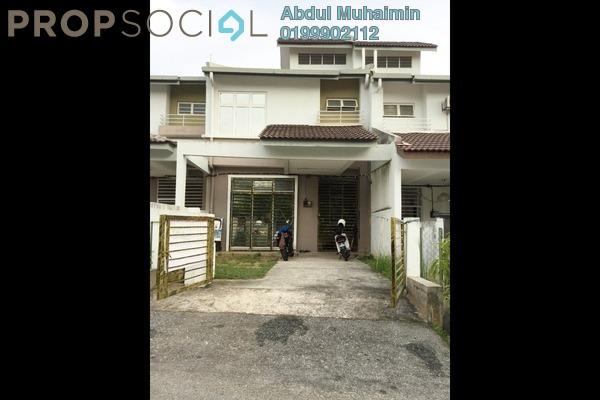For Sale Terrace at Seksyen 5, Kota Puteri Leasehold Unfurnished 4R/3B 360k