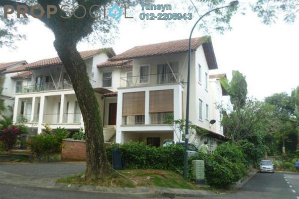 For Rent Terrace at Sierramas, Sungai Buloh Freehold Semi Furnished 3R/3B 4k
