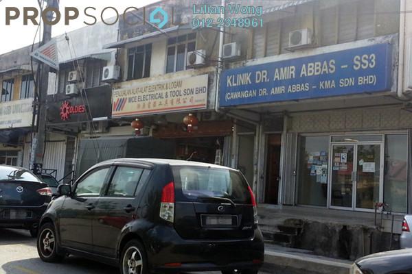 For Rent Office at SS3, Kelana Jaya Freehold Unfurnished 0R/1B 1.6k