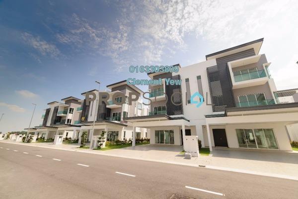 For Sale Semi-Detached at Setia Damai, Setia Alam Freehold Unfurnished 5R/5B 1.68m