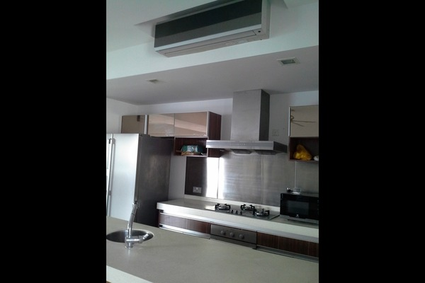 For Rent Condominium at Tiffani Kiara, Mont Kiara Freehold Semi Furnished 4R/6B 10k