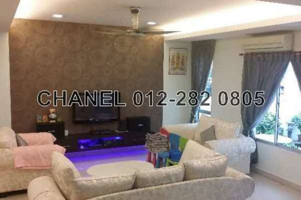 For Sale Link at Valencia, Sungai Buloh Leasehold Semi Furnished 4R/4B 1.55m