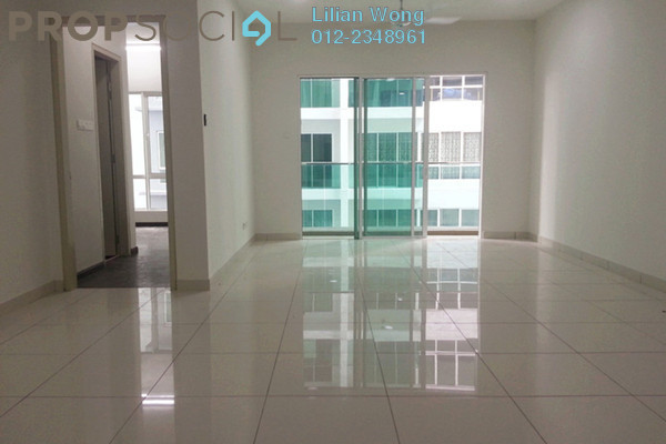 For Rent Condominium at Glomac Damansara, TTDI Freehold Semi Furnished 3R/2B 2.5k