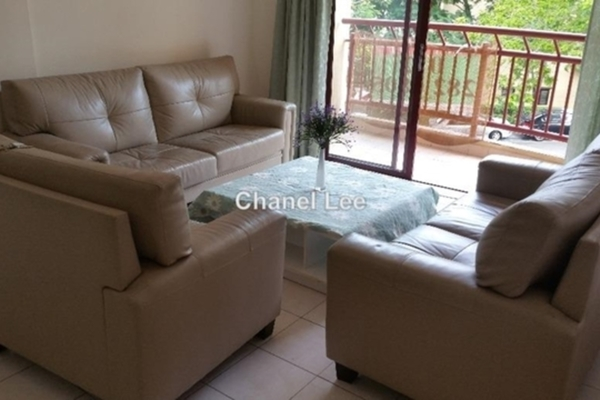 For Rent Condominium at Villamas, Sungai Buloh Leasehold Semi Furnished 3R/2B 1.5k