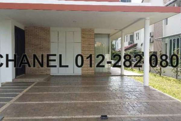 For Sale Semi-Detached at Valencia, Sungai Buloh Leasehold Semi Furnished 4R/5B 2.3m