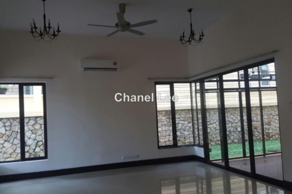 For Rent Semi-Detached at Kiara View, Mont Kiara Freehold Semi Furnished 5R/6B 7k