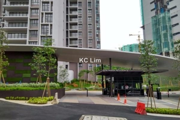 For Sale Condominium at Seri Riana Residence, Wangsa Maju  Semi Furnished 3R/4B 1m