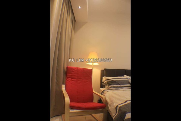 For Rent SoHo/Studio at M Suites, Ampang Hilir Freehold Fully Furnished 0R/1B 2k