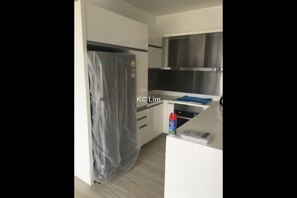 For Rent SoHo/Studio at M City, Ampang Hilir Freehold Semi Furnished 0R/1B 1.6k