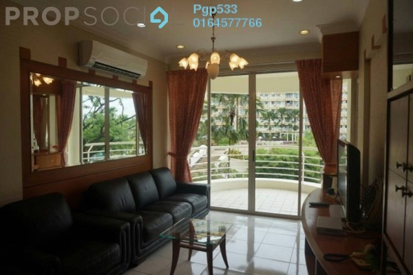For Rent Condominium at Gold Coast, Bayan Indah Freehold Fully Furnished 3R/2B 2.15k