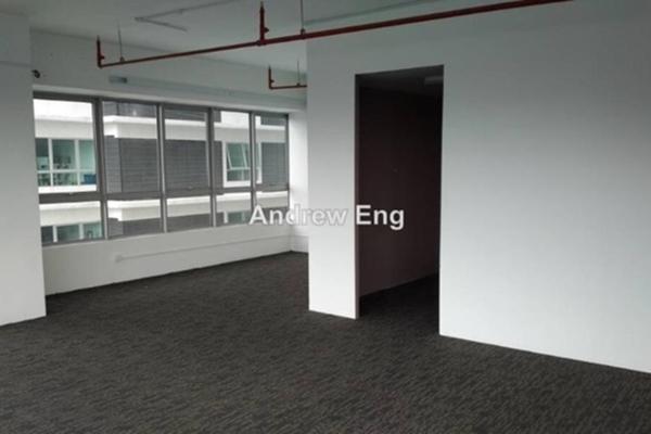 For Rent Office at 8trium, Bandar Sri Damansara Leasehold Unfurnished 0R/2B 1.5k