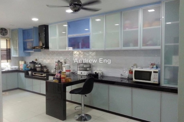 For Sale Link at SD7, Bandar Sri Damansara Leasehold Unfurnished 4R/3B 1.38m