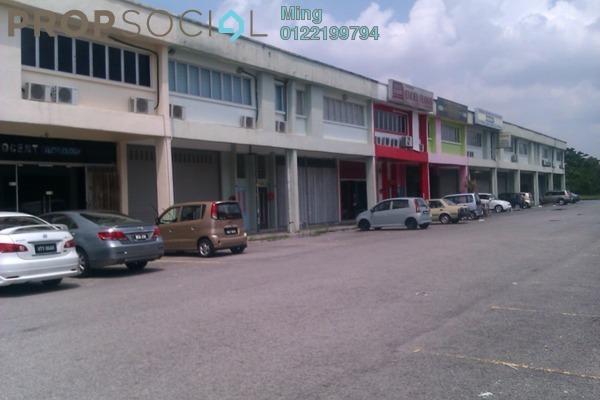 For Rent Factory at USJ 1, UEP Subang Jaya Freehold Unfurnished 0R/0B 3.7k