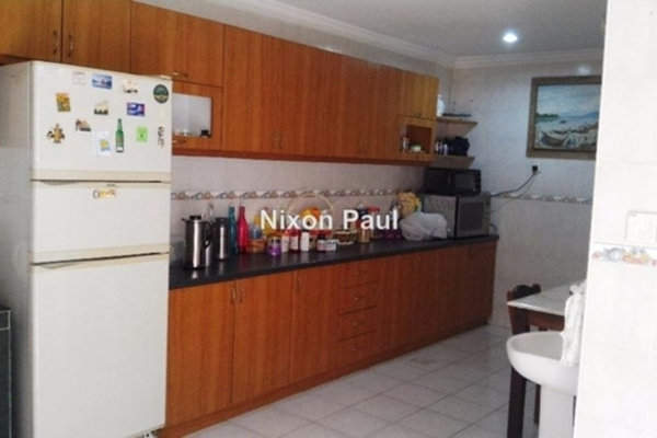 For Sale Terrace at Zaaba, TTDI Leasehold Fully Furnished 4R/3B 1.45m