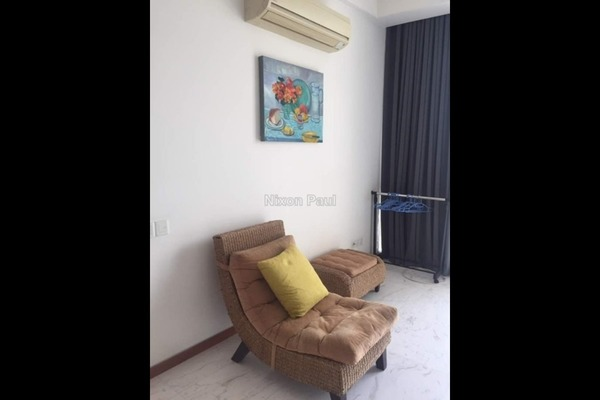 For Rent Condominium at Twins, Damansara Heights Leasehold Semi Furnished 1R/1B 2.7k