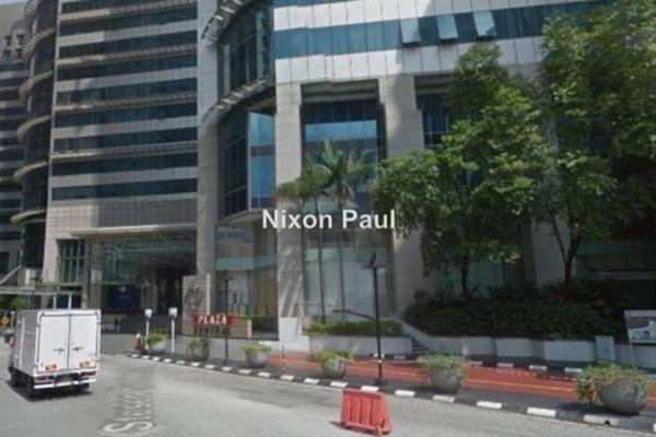 For Sale Office at Plaza Sentral, KL Sentral Leasehold Unfurnished 0R/0B 7.8m