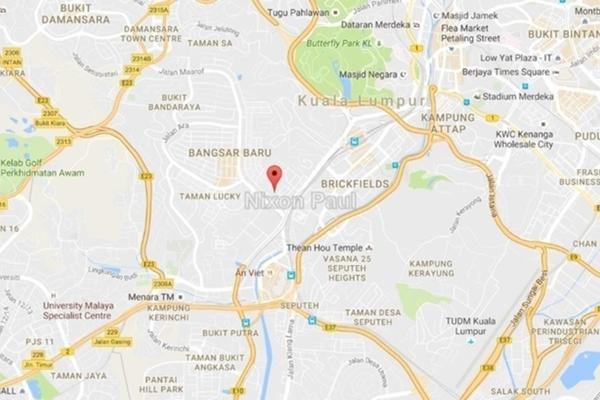For Sale Office at Bangsar Baru, Bangsar Leasehold Unfurnished 0R/0B 4.5m