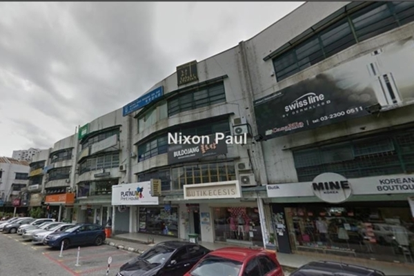 For Rent Shop at Desa Sri Hartamas, Sri Hartamas Leasehold Unfurnished 0R/0B 12k