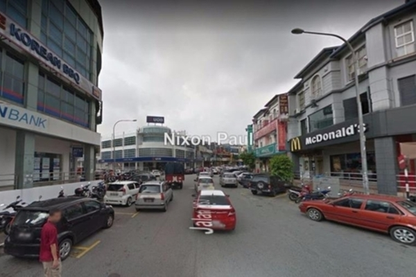 For Rent Shop at USJ 10, UEP Subang Jaya Leasehold Unfurnished 0R/0B 11.5k