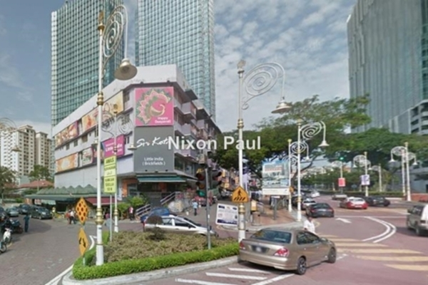 For Rent Shop at Little India, Brickfields Leasehold Unfurnished 0R/0B 3.5k