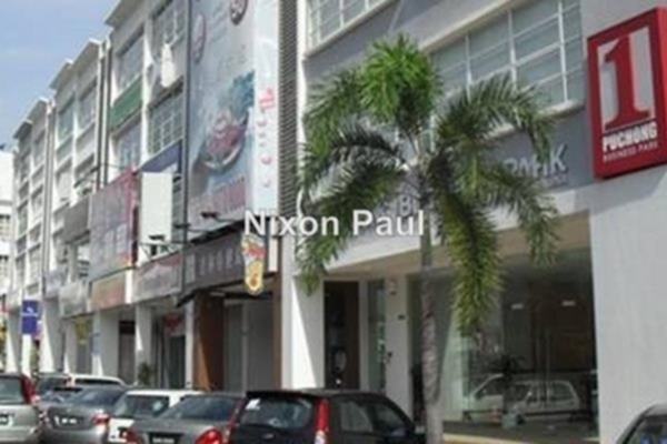 For Sale Shop at 1 Puchong Business Park, Bandar Puchong Jaya Leasehold Unfurnished 0R/0B 3.5m