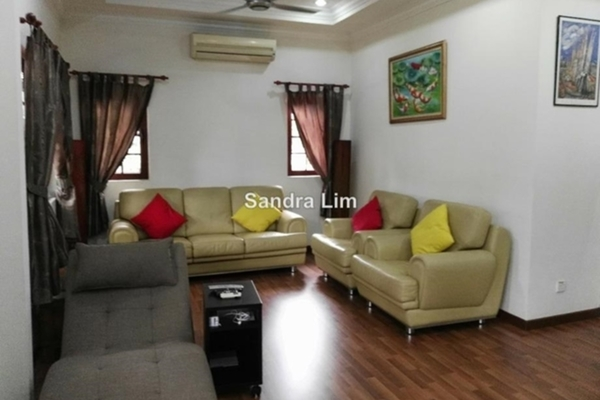 For Sale Semi-Detached at SS14, Subang Jaya Freehold Semi Furnished 7R/8B 5.99m