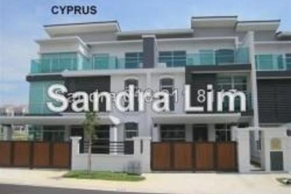 For Sale Superlink at USJ Heights, UEP Subang Jaya Freehold Semi Furnished 5R/6B 1.45m