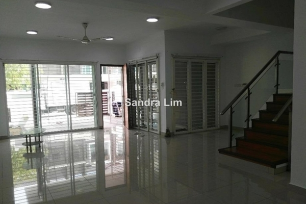 For Sale Superlink at USJ Heights, UEP Subang Jaya Freehold Semi Furnished 5R/6B 1.5m